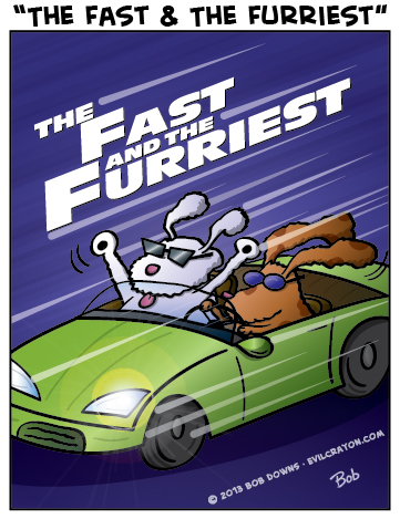 The Fast & The Furriest
