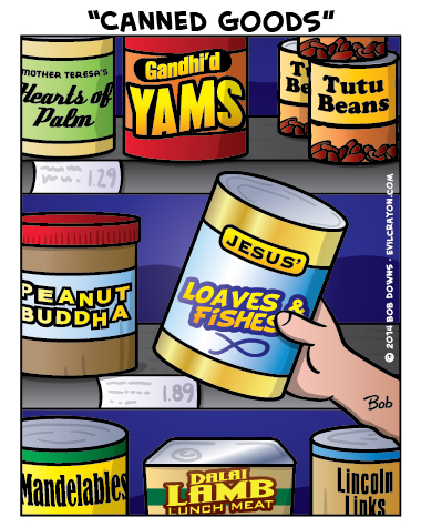 """Canned Goods"" by Evil Crayon"