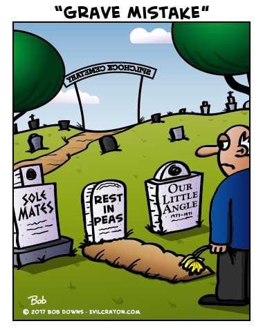 """""""Grave Mistake"""" by Evil Crayon"""